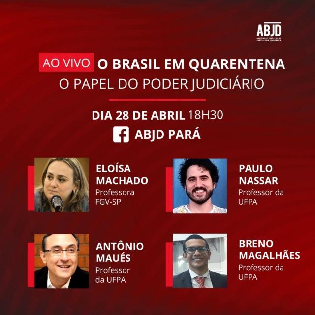 live 28-04 Eloisa Machado